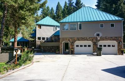 Missoula County Single Family Home For Sale: 11125 Grant Creek Road