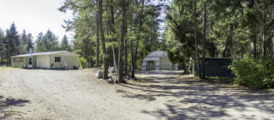 Bigfork Single Family Home For Sale: 34037 Redgate Drive