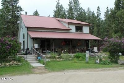Ravalli County Single Family Home For Sale: 2865 Rippling Woods South