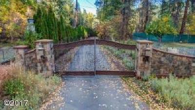 Missoula Single Family Home For Sale: 2992 Woodland Avenue