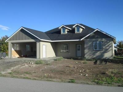 Ravalli County Single Family Home For Sale: 519 Darlene Drive