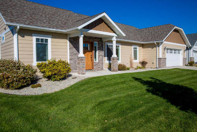 Flathead County Single Family Home For Sale: 145 Parkridge Drive