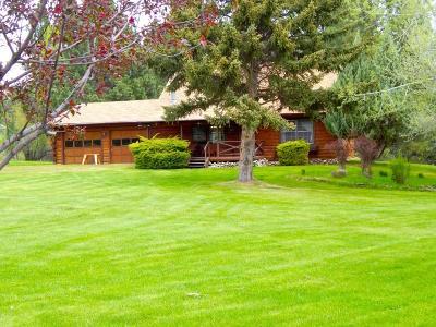 Ravalli County Single Family Home For Sale: 180 Quail Run