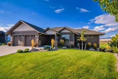 Missoula Single Family Home For Sale: 2619 Wedgewood Court
