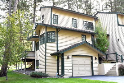 Flathead County Single Family Home For Sale: 179 A Eagle Bend Drive