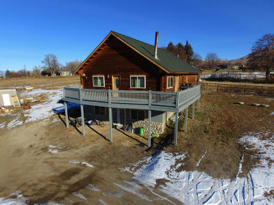 Ravalli County Single Family Home For Sale: 792 Bauer Lane