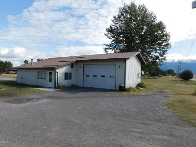 Columbia Falls Commercial For Sale: 355 Hodgson Road