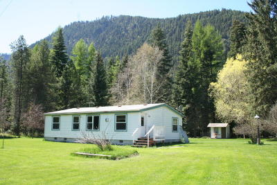 Thompson Falls Single Family Home Under Contract Taking Back-Up : 11 Estate Road