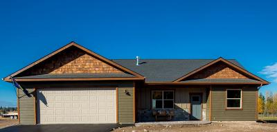Flathead County Single Family Home For Sale: 279 Whispering Meadows Trail
