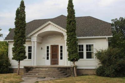 Kalispell Single Family Home Under Contract Taking Back-Up : 442 4th Avenue East