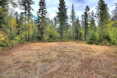 Columbia Falls MT Residential Lots & Land Under Contract with Bump Claus: $155,000