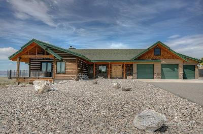 Single Family Home For Sale: Nhn Mt Hwy 284