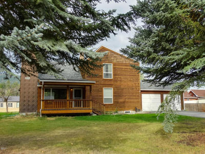 Kalispell Single Family Home For Sale: 16 Parkview Drive