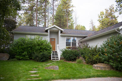 Flathead County Single Family Home Under Contract Taking Back-Up : 116 East Bluegrass Drive
