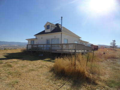 Stevensville Single Family Home Under Contract Taking Back-Up : 810 Swan Lane