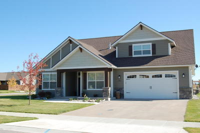 Flathead County Single Family Home For Sale: 122 East Swift Creek Way