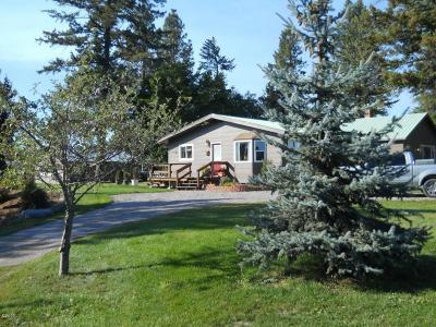 Flathead County Single Family Home For Sale: 966 Trumble Creek Road
