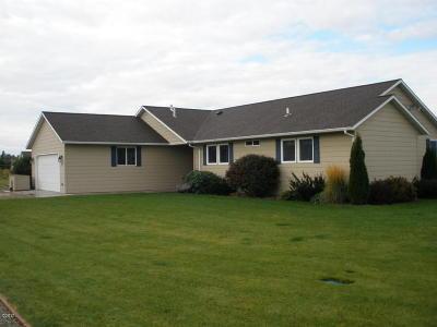 Stevensville Single Family Home For Sale: 379 Beartooth Drive