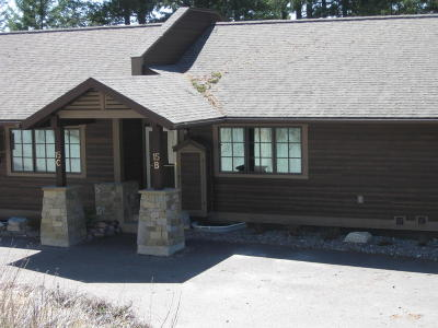 Flathead County Single Family Home For Sale: 300 Bay Point Drive