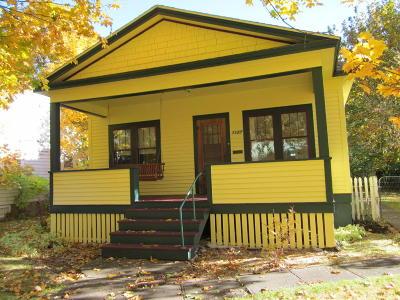 Kalispell Single Family Home For Sale: 1127 2nd Avenue East