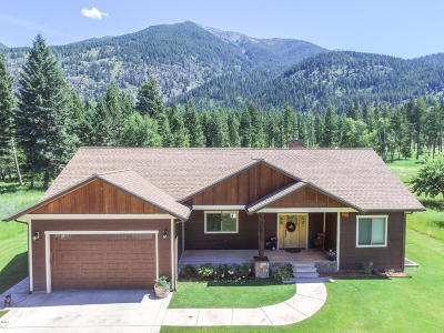 Flathead County Single Family Home For Sale: 379 Beartrap Road