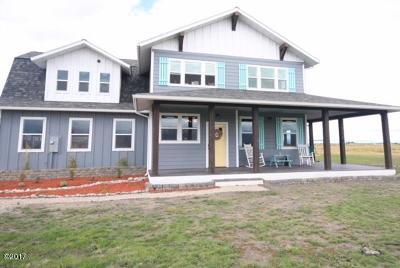 Flathead County Single Family Home For Sale: 168 Goose Lane