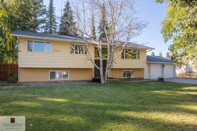 Kalispell Single Family Home Under Contract Taking Back-Up : 106 Garland Street