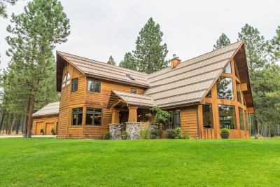 Missoula Single Family Home For Sale: 9214 Keegan Trail