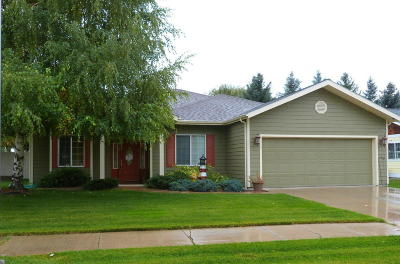 Flathead County Single Family Home For Sale: 100 Buffalo Stage
