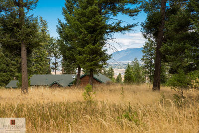 Kalispell Residential Lots & Land Under Contract Taking Back-Up : 345 Glacier Ranch Road