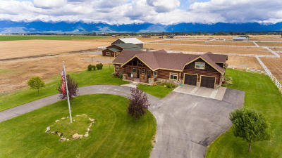 Kalispell Single Family Home For Sale: 25 Paint Horse Lane