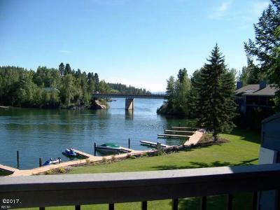 Flathead County Single Family Home For Sale: 180 Vista Lane