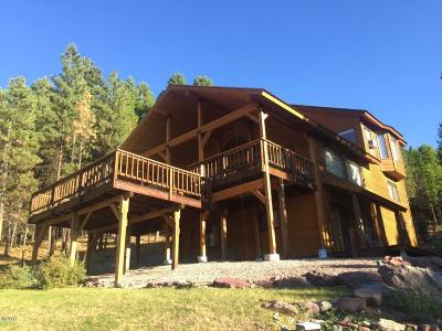 Seeley Lake Single Family Home For Sale: 1069 Stagecoach Drive