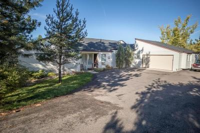 Missoula Single Family Home For Sale: 2865 Lower Lincoln Hills Drive