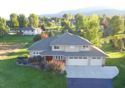 Missoula Single Family Home For Sale: 7421 Peregrine Court
