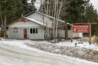 Whitefish Commercial For Sale: 5395 Us Highway 93 South