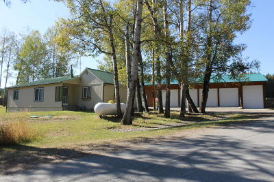 Trout Creek Single Family Home For Sale: 234 Old Hwy 200