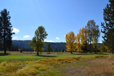 Seely Lake, Seeley Lake Residential Lots & Land For Sale: Lot 39 Golf View Drive