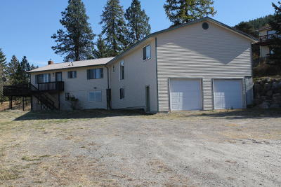 Flathead County Single Family Home Under Contract Taking Back-Up : 1085 Foys Lake Road