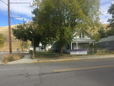 Missoula County Single Family Home Under Contract Taking Back-Up : 130 North 2nd Street West