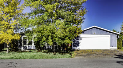 Kalispell Single Family Home Under Contract Taking Back-Up : 1941 Belmar Drive