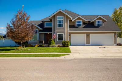 Flathead County Single Family Home For Sale: 38 Glacier Circle