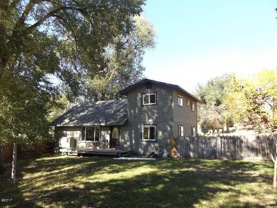 Plains Single Family Home For Sale: 34 Upper Lynch Creek Road