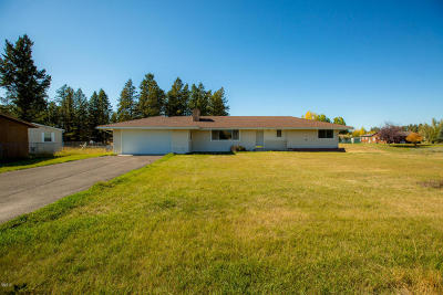 Flathead County Single Family Home For Sale: 630 Scenic Drive