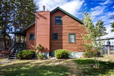 Kalispell Multi Family Home Under Contract Taking Back-Up : 1326 5th Avenue East
