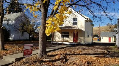 Single Family Home For Sale: 808 Palmer Street