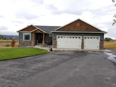 Missoula Single Family Home For Sale: 7133 Buckhorn Lane