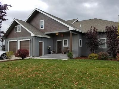 Flathead County Single Family Home For Sale: 4640 Hwy 35