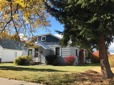 Kalispell Single Family Home For Sale: 836 7th Avenue East