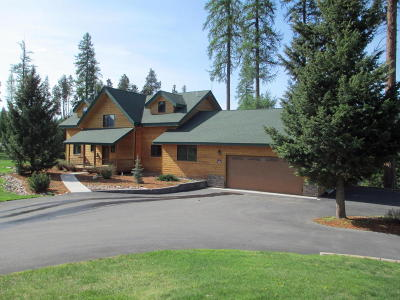 Seeley Lake Single Family Home For Sale: 699 Daisy Lane
